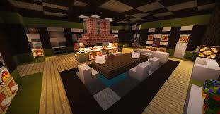 Kitchen For Minecraft Blog Mart Angels Mansion Building Essentials Tutorial