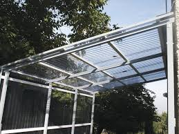ideas of carports translucent corrugated roof panels clear polycarbonate on plastic carport
