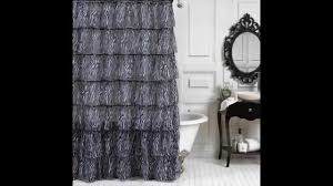black shower curtains. Full Size Of Curtain:spectacular Ruffle Shower Curtain Anthropologie Purple Black Curtains 0