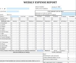 Expense Report Template For Excel Sample Expense Report Template Stocky Me