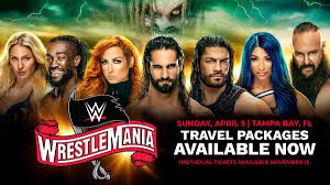 Wrestlemania 36 Seating Chart Wrestlemania 36 Travel Packages Available Now Individual