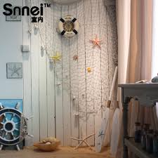 Decorative Fish Netting Snnei Indoor Big Fishing Net Wall Hangings Decoration Muonschina