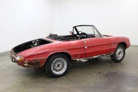 1968 Alfa Romeo Duetto Spider   Beverly Hills Car Club