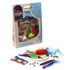 Dream Catcher Kits For Kids Mesmerizing Dream Catcher Kit Kids Crafts UncommonGoods
