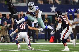 Dallas Cowboys At T Stadium Seating Chart Dallas Cowboys At Chicago Bears 2019 Nfl Week 14 Blogging
