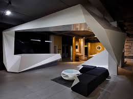 Provocative Modern Architecture Approach For Bathroom Showroom In Cool Kitchen And Bathroom Designers Exterior