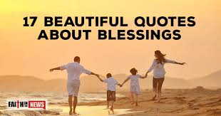 40 Beautiful Quotes About Blessings ChristianQuotes Mesmerizing Blessings Quotes