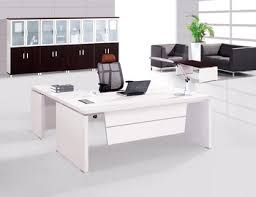 italian office desk. White Italian Style High Tech Director Table Wood Desk Curved CEO Office Design Executive
