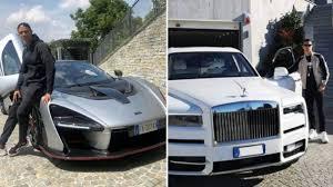 He owns a a ferrari 599 gtb fiorano (£300k), a ferrari f430 (£117k), a ferrari 599 gto (£335k) and a lamborghini aventador (£270k). Cristiano Ronaldo Cars Collection All New Latest Cars List Prices 2021