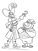 jake and the neverland pirates coloring pages free coloring pages