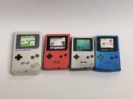 Game Boy Light Nintendo Gameboy Gameboy Light Pocket And Color Video