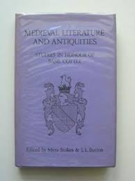 Mediaeval Literature and Antiquities: Studies in Honour of Basil Cottle by  Stokes, Myra, Burton, T. L., Cottle, Basil - Amazon.ae