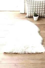 ikea white fur rug fur rug faux fur rug fake grey white fur rug