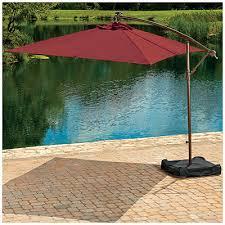 rectangular patio umbrella big lots