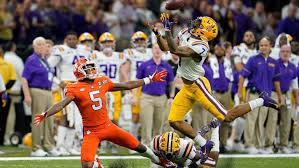 lsu crushes clemson to win college