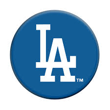 LA Dodgers PopSockets Grip
