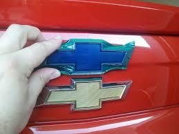All Chevy blue chevy bowtie emblem : Prism Blue Bowtie Emblems - Camaro5 Chevy Camaro Forum / Camaro ...