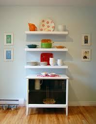 Plain White Kitchen Cabinets 22 Fantastic Floating Kitchen Shelves Ideas Chloeelan