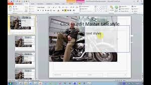 How To Use Your Own Photos As A Slide Background In Powerpoint