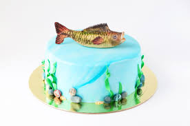 7 Fun Fishing Themed Cake Ideas Lovetoknow
