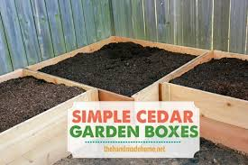 how to make a box garden. Beautiful How Raisedgardenbed3 Intended How To Make A Box Garden O