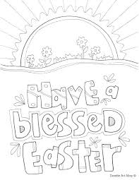 Printable Coloring Pages Easter Zupa Miljevcicom