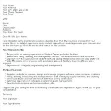 Cover Letter Sample Pdf Job Application Cover Letter Sample Pdf Job