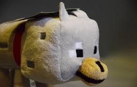 baby wolf minecraft plush. Fine Wolf 2015 New Minecraft Toy WOLF Plush Wolf 22cm GREAT  COLLECTION U0026 GIFT With Baby Plush L
