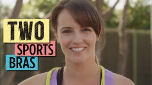 Big Boobs Then Try Two Sports Bras YouTube