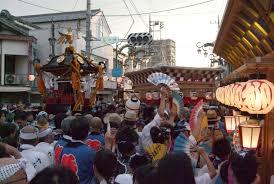 底抜け屋台と祭囃子がまち賑わす 飯能夏まつり 文化新聞公式サイト