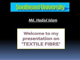 Textile Fibre
