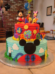 Mickey Mouse Clubhouse Cake At Amber Channell I Need You To Learn How