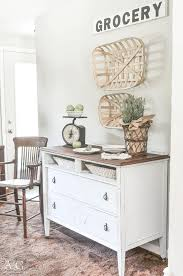 dining room dressers. see how to create a farmhouse style dining room buffet or entryway table using an antique dressers r