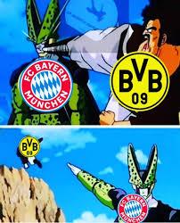 Borussia dortmund, der fc bayern und 25 000 fans im signal iduna park haben gerd müller († 75) gedacht. Os Melhores Memes Da Goleada Do Bayern Sobre O Borussia Lance