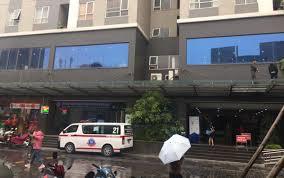 Xót xa bé gái 4 tuổi rơi từ tầng 25 chung cư xuống đất tử vong