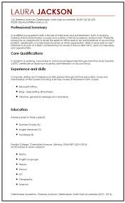 Student Resume Examples  Simple Resume Examples For College     Acting in London