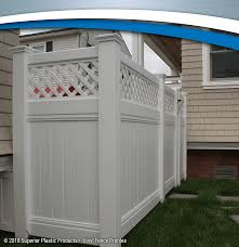 Vinyl fence Solid Vinyl Fencing Profiles The Home Depot Vinyl Fencing Profiles Superior Plastic Products Inc