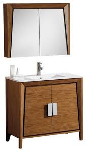 mid century modern bathroom vanity. Fine Fixtures Imperial II Collection, Wheat, 36\ Mid Century Modern Bathroom Vanity V