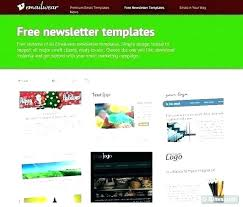 8 Page Newsletter Template Ddaconline Co