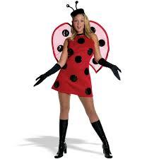 woman ladybug costume