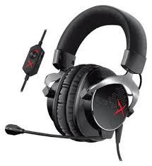 Компьютерная <b>гарнитура Creative Sound BlasterX</b> H5 — купить по ...