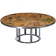 coffee tables reclaimed round coffee table wood double decker for round coffee table reclaimed