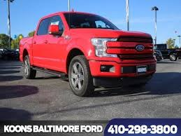 2018 Ford F-150 Lariat For Sale | Baltimore MD