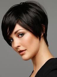easy office hairstyles for women short haircut for fine hair