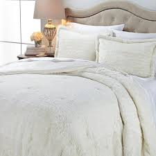 112 best home images on comforter sets concierge and cozy for white fur set inspirations 10