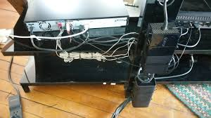 entertainment center cable management album on imgur home theater wiring ideas at Entertainment Center Wiring