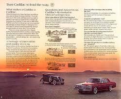 cars of futures past 1981 cadillac v 8 6 4 hemmings daily 1981 cadillac 04