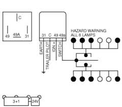 4 pin relay wiring diagram wiring diagram 4 pin relay wiring diagram horn and schematic automotive