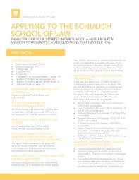 law schools letter of recommendation admission requirements schulich school of law dalhousie university
