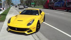 Ferrari F12 Berlinetta fastest production car by Ferrari Start up ...